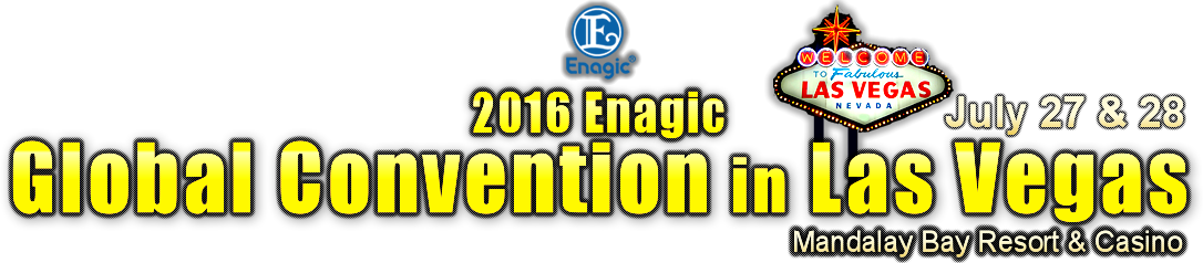 2016 Enagic Global Convention in Las Vegas